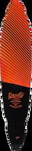Gravity - Pintail Bird Lines Org Deck - 9.25x45 - Skateboard Deck