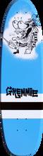 Gremmie - Pistola Deck - 8.0x27 Blue - Skateboard Deck
