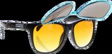 Happy - Hour Dickson Flap Jacks Blk Sunglasses
