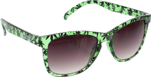 Happy - Hour Pudwill High Times Grn / Blk Sunglasses