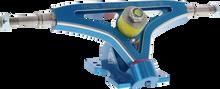 Iliffe Truck Co. - Precision Dh 160mm / 46° Blue Truck - (Pair) Skateboard Trucks