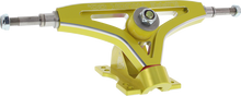 Iliffe Truck Co. - Precision Dh 160mm / 46° Yellow Truck - (Pair) Skateboard Trucks