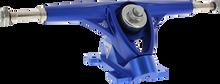 Iliffe Truck Co. - Precision Fr 176mm / 50° Blue Truck - (Pair) Skateboard Trucks