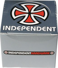 "Independent - 12 k 7 / 8"" Phillips Silver Hardware"