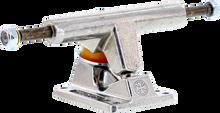 Independent - Std 109mm T - Hanger Silver Truck - (Pair) Skateboard Trucks