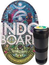 Indoboard - Deck / Roller Kit Doodles - Balance Board