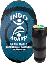 Indoboard - Deck / Roller Kit Blue - Balance Board