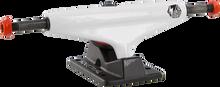 Industral Trucks - Iv 5.5 Wht / Blk W / Blk Logo Ppp - (Pair) Skateboard Trucks