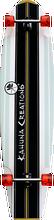 "Kahuna Big Stick - Bombora 59"" Complete - 14x59 Black - Complete Skateboard"