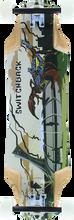 Kebbek - Switchback Complete - 9.5x33.5 - Complete Skateboard