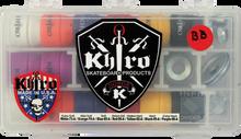 Khiro - Double Barrrel Bushings Complete Kit - Skateboard Bushings