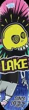 Lake - Loco Stick Deck - 8x31.5 - Skateboard Deck