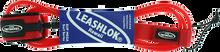 Leashlok Hawaii - Sup Mega Surf10' Leash Red 9mm