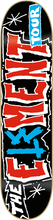 Life Extension - Lelement Deck - 8.25 - Skateboard Deck