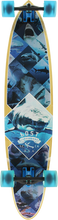 Lost Surfskates - Fearsome Complete - 9.5x46 - Complete Skateboard