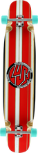 Lush - Legend Stripe Complete - 9.4x45.75 / 29.5wb - Complete Skateboard