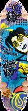 Lush - Machine 80's Deck - 9.87x38 / 24.25 - 25wb - Skateboard Deck