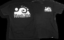 Mauli - Ola Logo Ss M - Blk / Wht