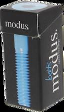 "Modus - 7 / 8"" Allen Hardware Blk / Blue Single Set"