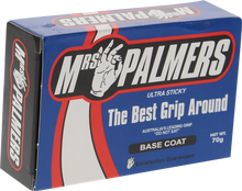 Mrs Palmers - Palmers Wax Base Coat Single Bar - Surfboard Wax