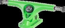 Paris - V2 180mm / 50° Truck Jokers Grn / Grn - (Pair) Skateboard Trucks