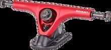 Paris - Savant 180mm / 43° Truck Satin Red / Blk - (Pair) Skateboard Trucks