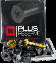 "Plus Reserve - Reserve Universal 1"" Blk / Gold Hardware Set"