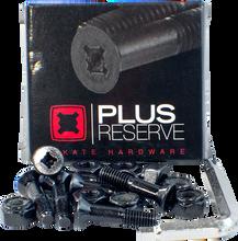 "Plus Reserve - Reserve Universal 7 / 8"" Blk / Blk Hardware Set"