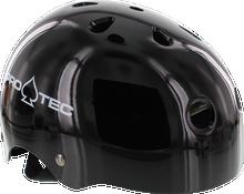 Pro Tec - (cpsc)classic Gloss Blk - Xl Helmet - Skateboard Helmet