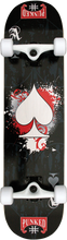 Punked - Ace Of Spades Complete - 7.75 Ppp - Complete Skateboard