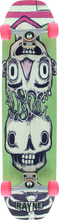 Rayne - Homewrecker Faces Complete - 9.37x40 - Complete Skateboard