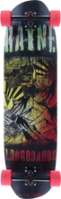 Rayne - Mackenzie Shaman Complete - 10x38 Sale - Complete Skateboard
