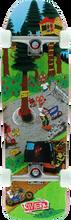 Riviera - Brad Parker Gnaratz Complete - 8.5x34 - Complete Skateboard