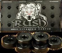 Rush Bearings - Abec - 9 Bearings Ppp - Skateboard Bearings