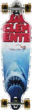 San Clemente - Drop - Thru Shark Week Complete - 9.75x39.75 Ppp - Complete Skateboard