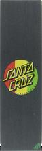 Santa Cruz - / Mob Rasta Dot Single Sheet Grip 9x33 - Skateboard Grip Tape