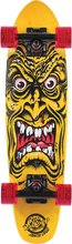 Santa Cruz - Sidewalk Screamer Rob Face Complete - 6.4x25.3 - Complete Skateboard