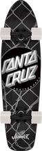 Santa Cruz - Jammer Barbed Wire Complete - 7.4x29.1 - Complete Skateboard