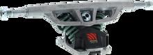 Seismic - G5 180mm / 30Ì´åÁ Med Spring Solid Axle - Raw - (Pair) Skateboard Trucks