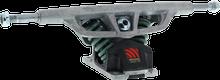 Seismic - G5 180mm / 30Ì´åÁ Med Spring Hollow Axle - Raw - (Pair) Skateboard Trucks