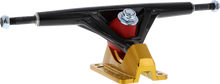 Seismic - Aeon Hollow 180mm 30° Blk / Gold - (Pair) Skateboard Trucks
