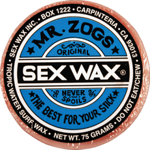 Sex Wax - Wax Og. Single Bar - Tropical Assorted - Surfboard Wax