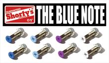 "Shortys - 1"" Color Hardware - Blue Note Single"