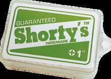 "Shortys - 1"" Green 65 / Set Philips Hardware"