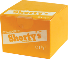 "Shortys - 1 - 1 / 8"" [allen] 10 / Box Hardware"