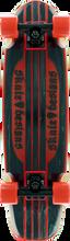 Skate Designs - Designs B52 Beveler Complete Blk / Red 7.5x28 - Complete Skateboard