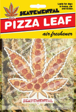 Skate Mental - Mental Pizza Leaf Air Freshener