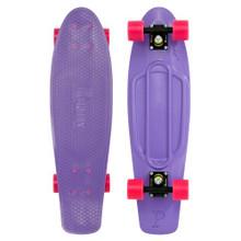 "Penny Skateboard - Nickel 27"" Purple Pink - Complete"