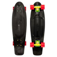 "Penny Skateboard - Nickel Rasta 27"" - Complete"