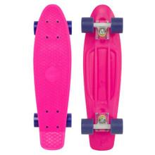 "Penny Skateboard - Original 22"" Pink Purple - Complete"